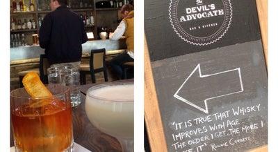Photo of Cocktail Bar The Devil's Advocate at 9 Advocates Close, Edinburgh EH1 1ND, United Kingdom