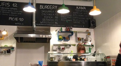 Photo of Vegetarian / Vegan Restaurant Krowarzywa at Hoża 42, Warszawa, Poland
