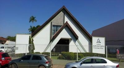 Photo of Church IASD Central Porto Velho at Rua Lauro Sodre, Porto Velho, Brazil