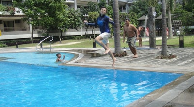 Photo of Water Park Riverfront Residences - Swimming Pool at Riverfront Residences, Pasig City, Philippines