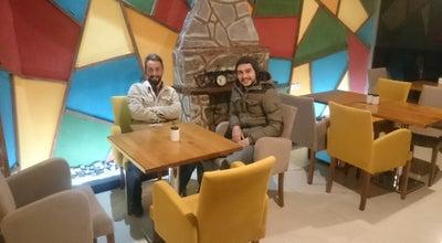 Photo of Cafe Retro Cafe & Restaurant at Cumhuriyet Mahallesi, Trabzon 61800, Turkey