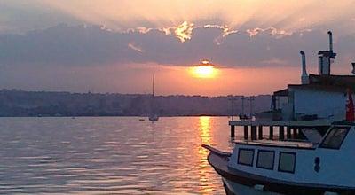 Photo of Scenic Lookout Büyükçekmece Sahili at Büyükçekmece, Istanbul, Turkey