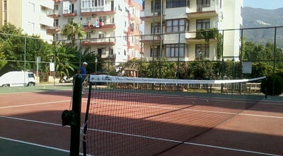 Photo of Tennis Court Jandarma Tenis Kortu at Turkey