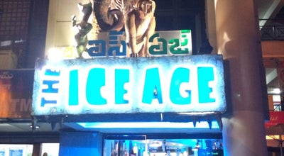 Photo of Ice Cream Shop The Ice Age at Dutt Island, Vizag, India
