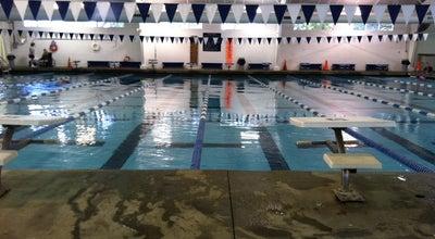 Photo of Pool Cobb County Central Aquatic Center at 520 S Fairground St Se, Marietta, GA 30060, United States
