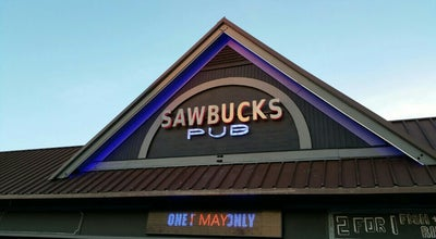 Photo of Bar Sawbucks Pub at 1626 152 St, Surrey, BC V4A 4N2, Canada