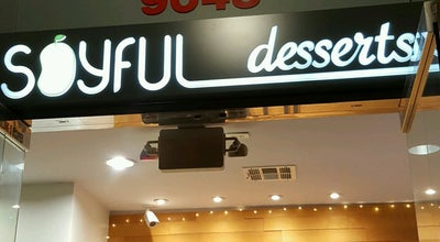 Photo of Dessert Shop Soyful Desserts at 999 Story Rd, San Jose, CA 95122, United States