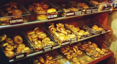 Photo of Bagel Shop Dyker Park Hot Bagels at 713 86th St, Brooklyn, NY 11228, United States
