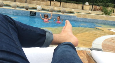 Photo of Pool Grand Hyatt Swimming Pool at Turkey