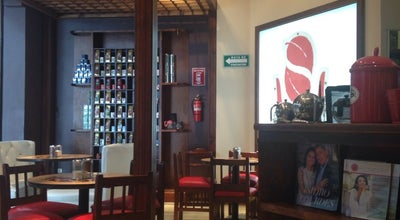 Photo of Tea Room The Tea & Coffee House at Blvd. Nazario Ortiz Garza, Saltillo, Mexico