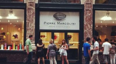 Photo of Chocolate Shop Pierre Marcolini at Koninginnegalerij 21 Galerie De La Reine, Brussels 1020, Belgium