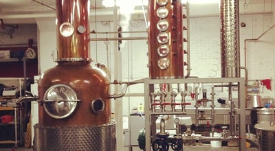 Photo of Distillery Van Brunt Stillhouse at 6 Bay St, Brooklyn, NY 11231, United States