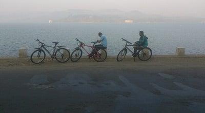 Photo of Lake Khadakwasla Dam at India
