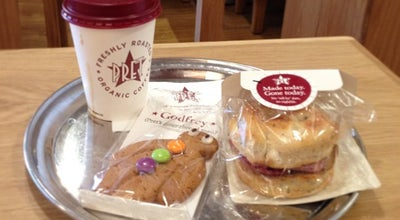 Photo of Fast Food Restaurant Pret A Manger at 143 Victoria St, London SW1E 6RD, United Kingdom