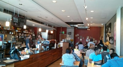 Photo of Coffee Shop Epicenter Cafe at 764 Harrison St, San Francisco, CA 94107, United States