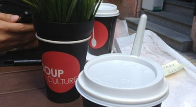 Photo of Fast Food Restaurant Soup Culture at Október 6. Utca 19., Budapest 1051, Hungary
