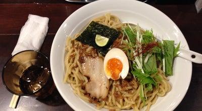 Photo of Food 麺屋 航 at 上大崎3-3-4, 品川区 141-0021, Japan
