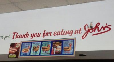 Photo of Burger Joint John's Hamburgers at 13511 Central Ave, Chino, CA 91710, United States