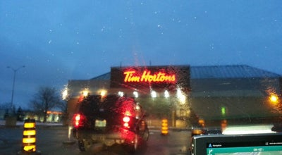 Photo of Coffee Shop Tim Hortons / Wendy's at 3650 Derry Rd. E, Mississauga, ON L4T 3V7, Canada