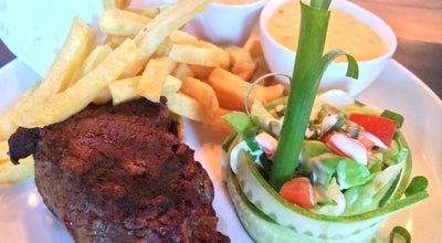 Photo of Steakhouse M-eatery at Koning Albertplein 8, Mechelen 2800, Belgium