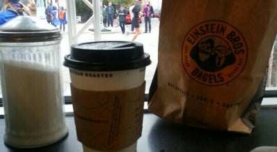 Photo of Coffee Shop Einstein Bros Bagels at 2530 N Clark St, Chicago, IL 60614, United States