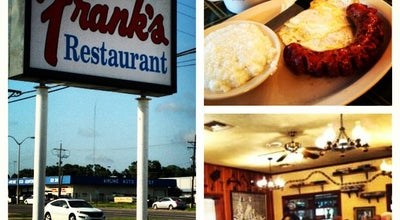 Photo of Breakfast Spot Frank's Restaurant at 8353 Airline Hwy, Baton Rouge, LA 70815, United States