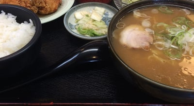 Photo of Ramen / Noodle House 会津喜多方ラーメン 蔵 須坂店 at 井上京善橋546-1, 須坂市 382-0045, Japan
