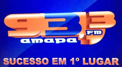 Photo of Music Venue Amapá FM 93,3 at Macapá, Brazil