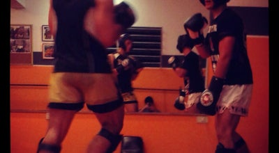 Photo of Martial Arts Dojo America Kick Boxing-Muay Thai at Avda. Bruno Guggiari, Asuncion 1209, Paraguay