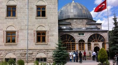 Photo of Mosque Harakani Camii ve Türbesi at Kars, Turkey