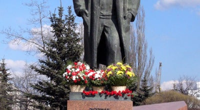 Photo of Monument / Landmark Памятник С. П. Королёву at Просп. Королева, Королёв, Russia