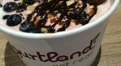 Photo of Frozen Yogurt Yogurtland at 101 N Indian Hill Blvd, Claremont, CA 91711, United States
