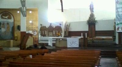 Photo of Church Parroquia Santa Maria de los Angeles at Av. Borgoño 14000, Reñaca 2540214, Chile