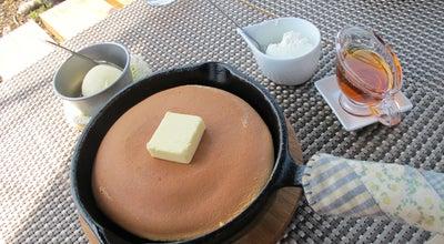 Photo of Cafe 38 garden cafe ミツバチガーデンカフェ at 蔵王半郷岡田578-19, Yamagata-shi, Japan
