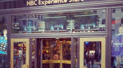 Photo of Tourist Attraction NBC Experience Store at 30 Rockefeller Plz, New York, NY 10112, United States