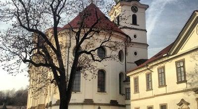 Photo of Monastery Břevnovský klášter at Markétská 28/1, Praha 169 01, Czech Republic