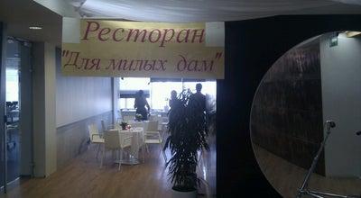 Photo of Cafe Кофе-поинт Яндекс.Украина at Польский Спуск, 11, Одесса, Ukraine