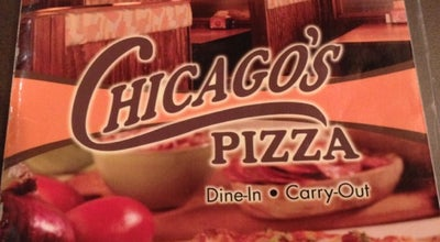 Photo of Pizza Place Chicagos Pizza at 1280 Us Highway 31 S, Greenwood, IN 46143, United States