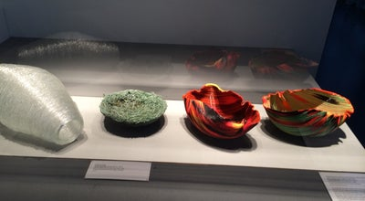 Photo of Art Museum Corning Hot Glassshow at Corning, NY, United States