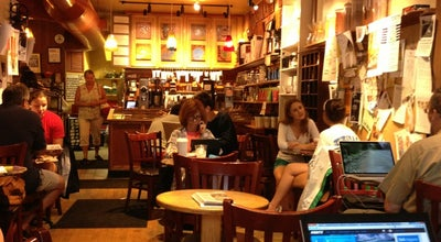 Photo of Cafe The Coffee Exchange at 207 Wickenden St, Providence, RI 02903, United States