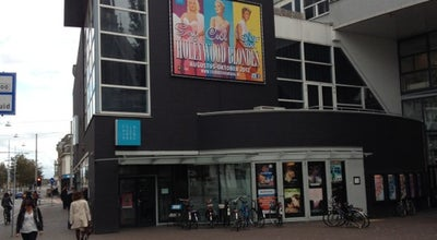Photo of Indie Movie Theater Filmhuis Den Haag at Spui 191, Den Haag 2511 BN, Netherlands
