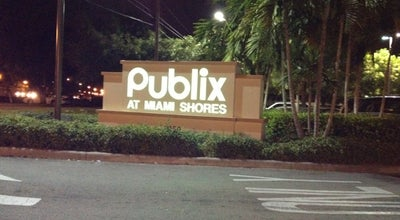Photo of Supermarket Publix at 9050 Biscayne Blvd, Miami Shores, FL 33138, United States