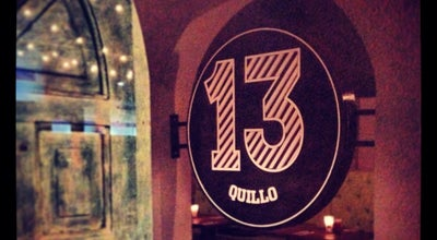 Photo of Restaurant 13 Quillo at Av. Abasolo 74, Torreón 27000, Mexico