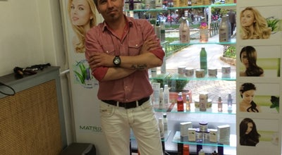 Photo of Salon / Barbershop Yasin Bayrak Hair Club at Deliklitaş Mah. Hamamyolu Cad. No:97/1, eskisehir, Turkey