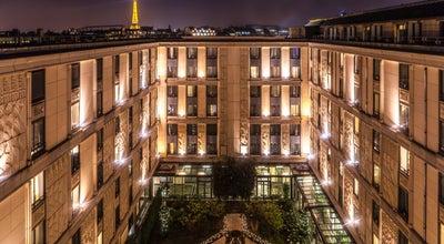 Photo of Hotel Hotel du Collectionneur at 51-57, Rue De Courcelles, Paris 75008, France