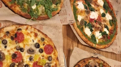 Photo of Pizza Place Blaze Pizza at 101 S Glassell St, Orange, CA 92866, United States