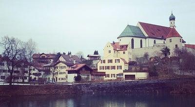 Photo of Town Füssen at Füssen 87629, Germany