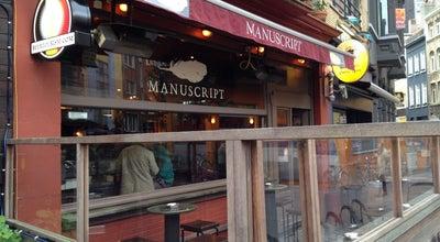 Photo of Pub Manuscript at Langestraat 23, Oostende 8400, Belgium