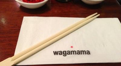 Photo of Asian Restaurant Wagamama at The Qube, Garden Walk, Gateshead NE11 9XZ, United Kingdom