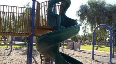 Photo of Playground University Park at 1002 W Van Buren St, Phoenix, AZ 85007, United States
